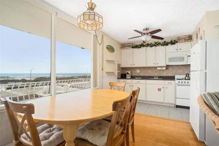 Oceanfront in North Wildwood