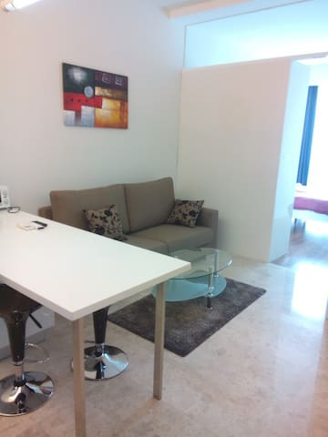 (B)Cozy Modern Studio at Mt.Kiara - Kuala Lumpur - Appartement