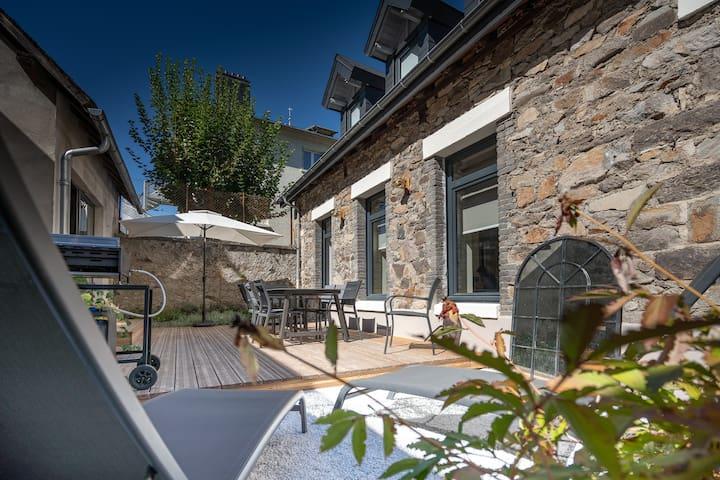 Le Cosy de Claire, 140m² spa et terrasse