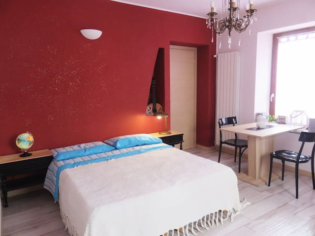 WONDERFUL ROOM IN BERGAMO!