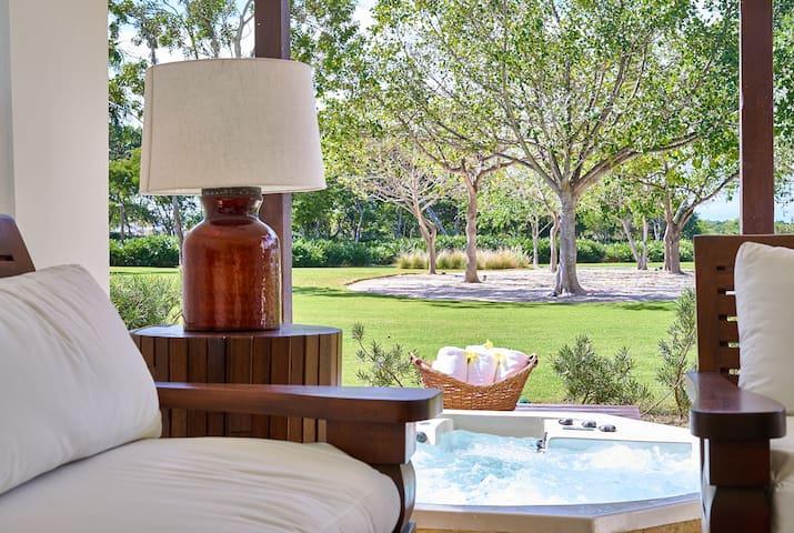 〽️LUX Experience〽️@PuntaCana Beach Resort/3BR/Tub/