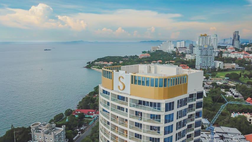 Sands  Premium 57 sqm apartment on 21 th floor!!!