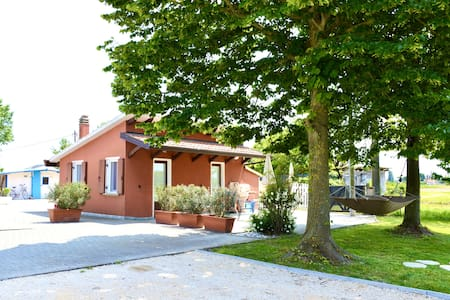 Country Cottage close to Venice