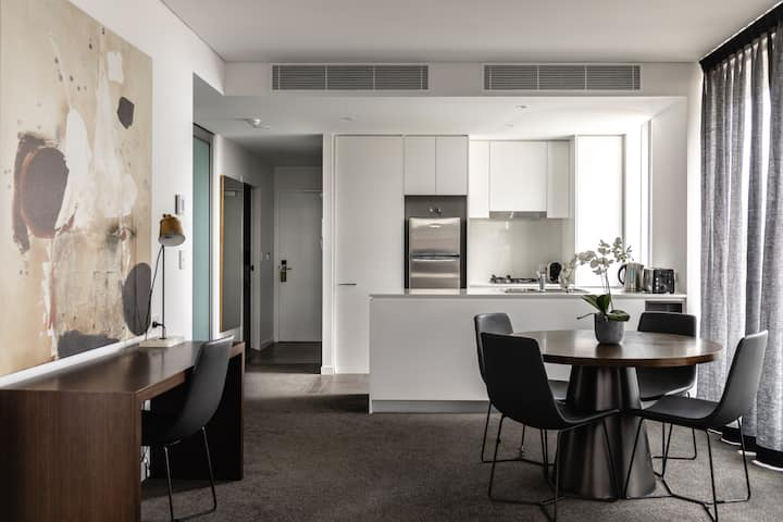Silkari Suites at Chatswood Balcony Two Bedroom