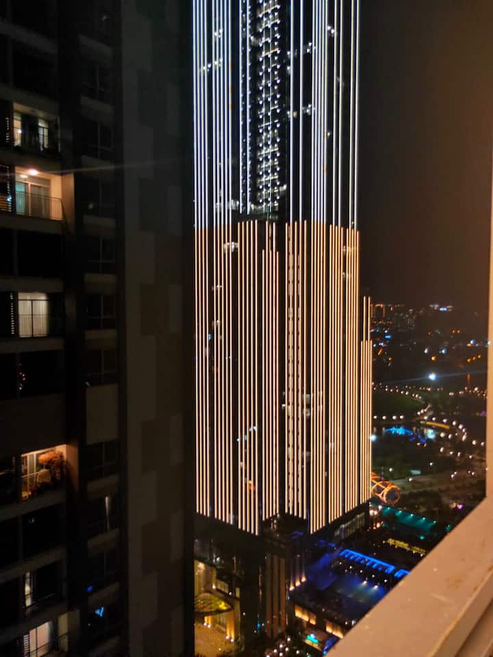 Vinhome Central   Apartment with highest L81 view