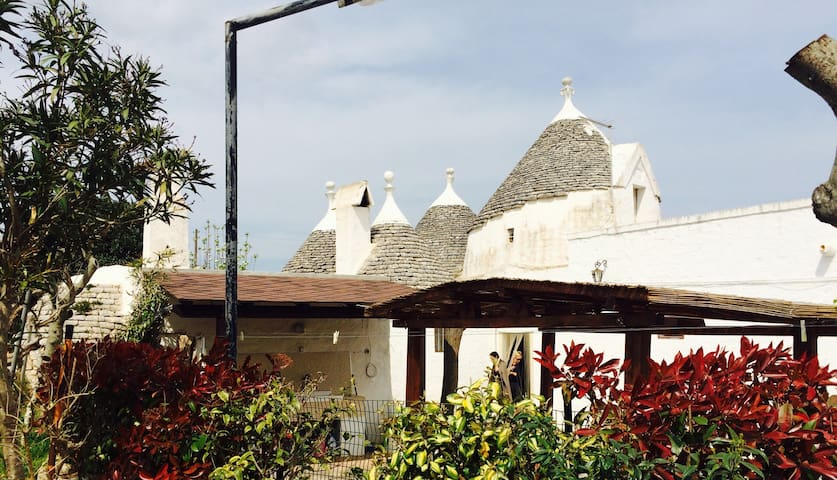 Boutique trullo - Cisternino - Vila