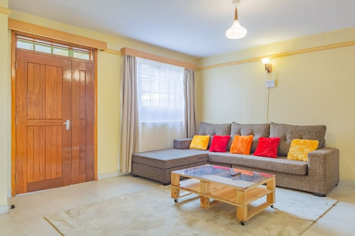 Warm, Cosy and Spacious Apartment in Westlands