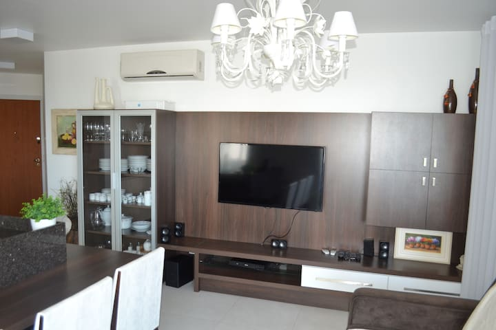 Apartamento Charmoso em Jurerê à 200m da Praia - Florianópolis - Wohnung