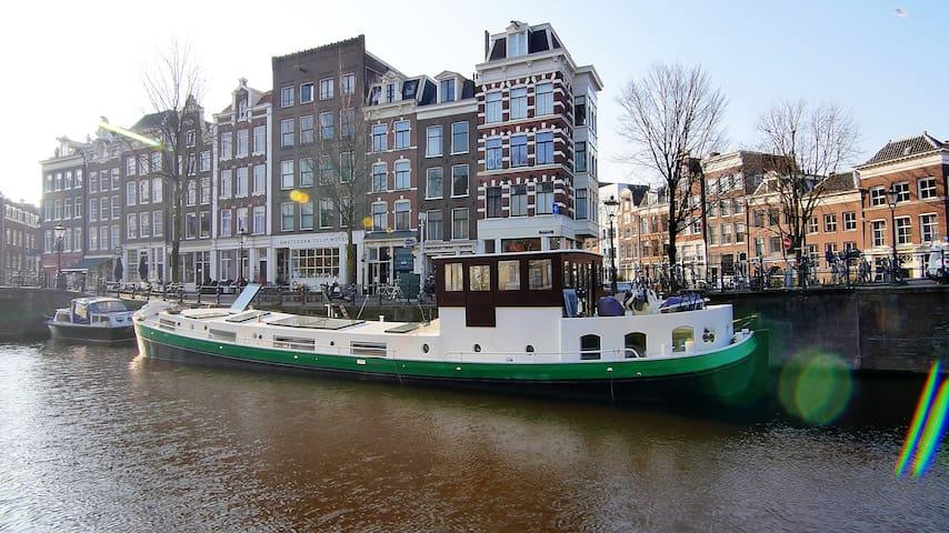 Best spot in  Amsterdam-Jordaan