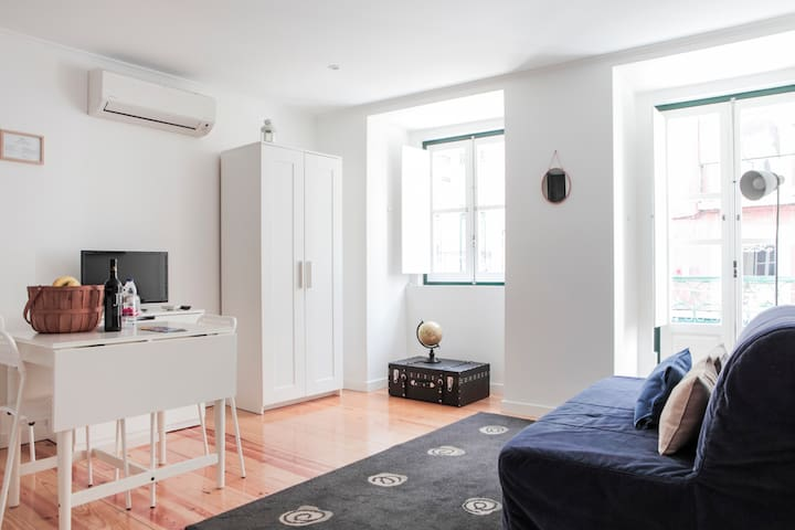 Apartment in Lisbon  - Lissabon - Wohnung