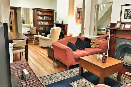 luxry house 5min to central station - Surry Hills - Maison