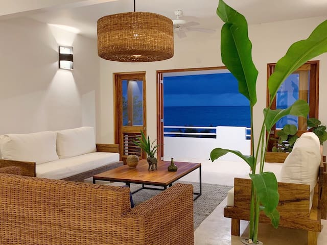 3 Bedroom Oceanfront Ecoluxe Haven