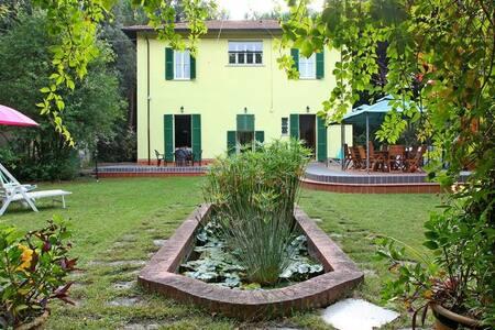 Villa Ronchi - Massa