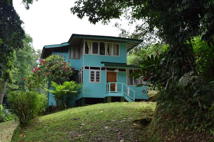Shanti House- Tropical Paridise in Puerto Viejo