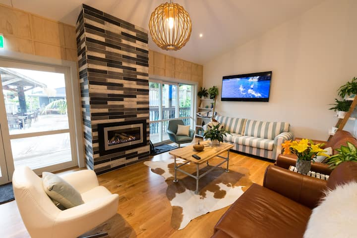 Lodge9 - Boutique Lodging in the Heart of Tutukaka