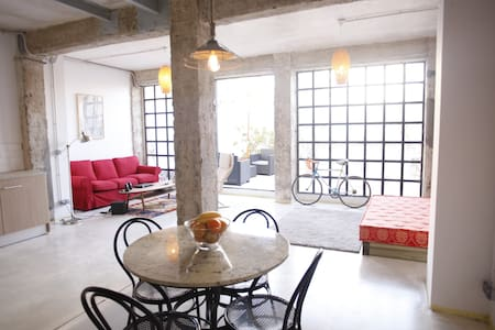 charming loft 200m from the beach - València