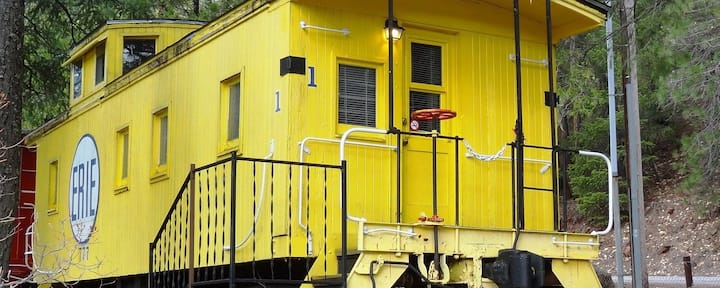 Railroad Park Resort Caboose #1