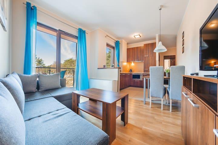 Cztery Pory Roku Apartament 16 dla 4 osób