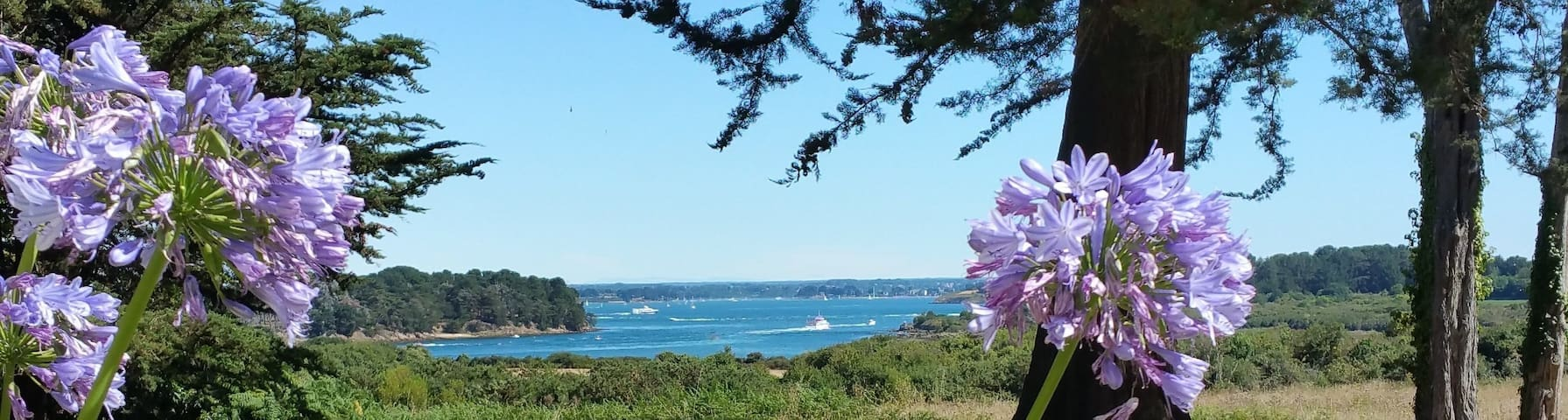 *RARE ARZON Amazing views, 10min secluded beaches* - Arzon