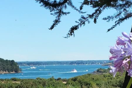 *RARE ARZON Amazing views, 10min secluded beaches* - Arzon - Casa