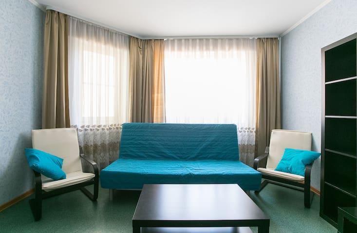 Квартира на Трубецкой