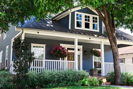 Downs House - Waco - Maison
