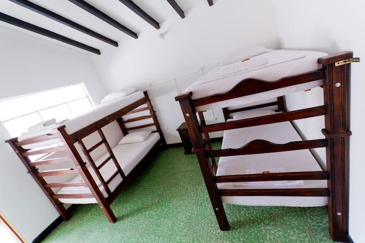 Traveler Hostel San Gil, Room 5