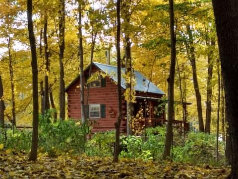 Hytte på Swede Hill
