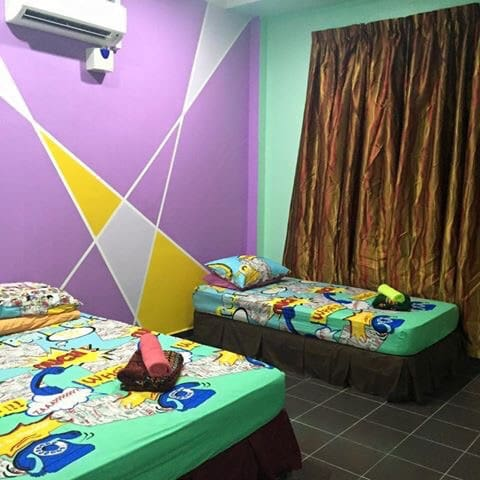 Cakemania Homestay Mersing Johor - Mersing - Rumah Tamu