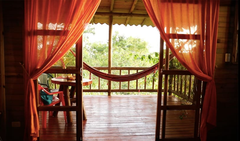 Romantic Hilltop Retreat above Montezuma
