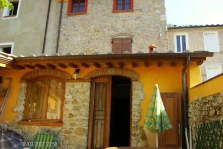 casa jerica   rustico toscano in pietra - Camaiore