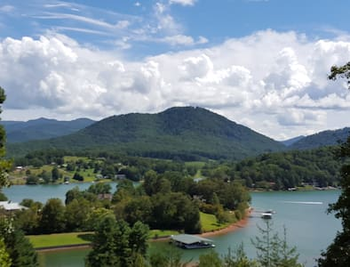 #185  NEW IN HEART OF NC MOUNTAINS! - Hayesville - Apartment