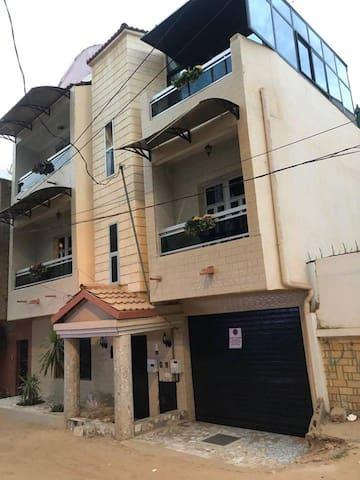 Grand Appartement dakar Ouest Foire