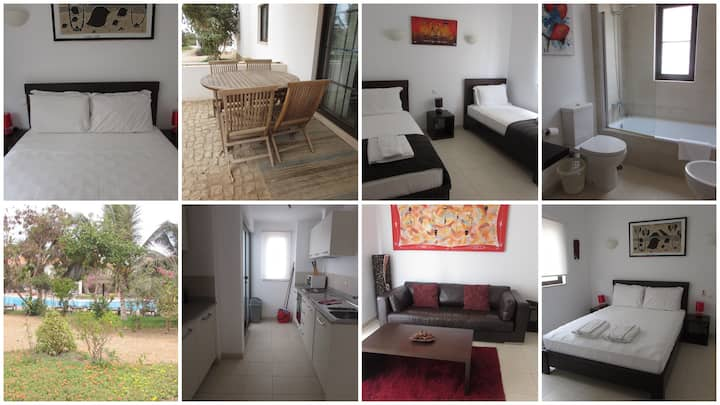 Tortuga Beach Resort Stylish 2 Bed Apartment