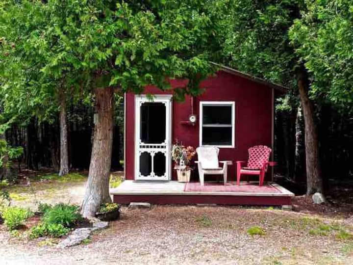 Thoreau's Eco-Cabin (3 nights minimum)