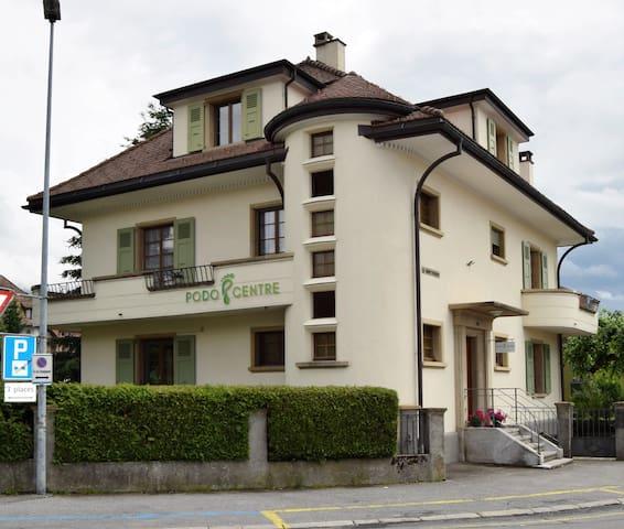 Villa Montimbert  entre lacs et montagne
