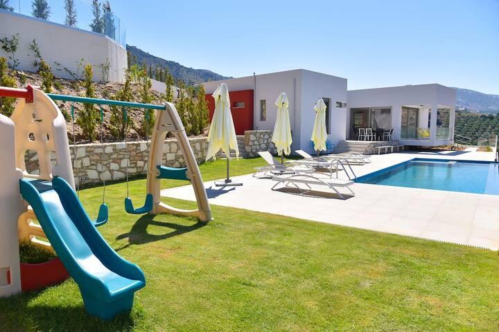 Kallia Estate, Agia Pelagia Crete by UniqueVillas