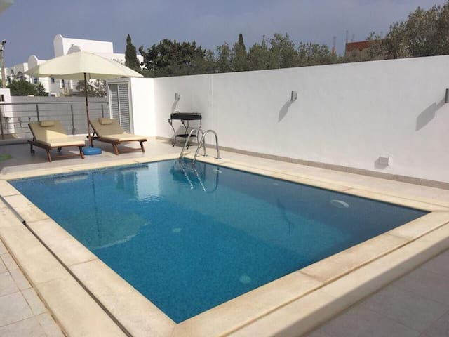 Pool-Appartement