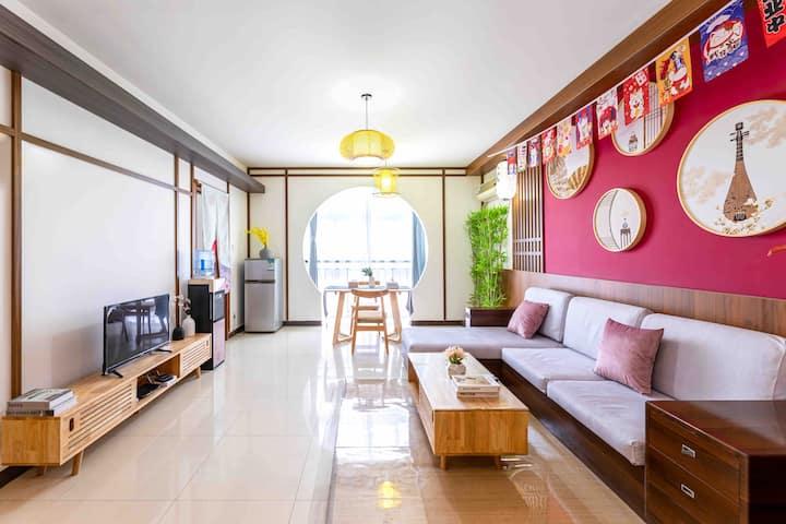 【星宿·名古屋】一居室,日式和服拍照,紧临北国先天下 万博保广