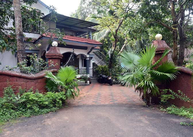 TT Benaulim House - Navelim - Casa