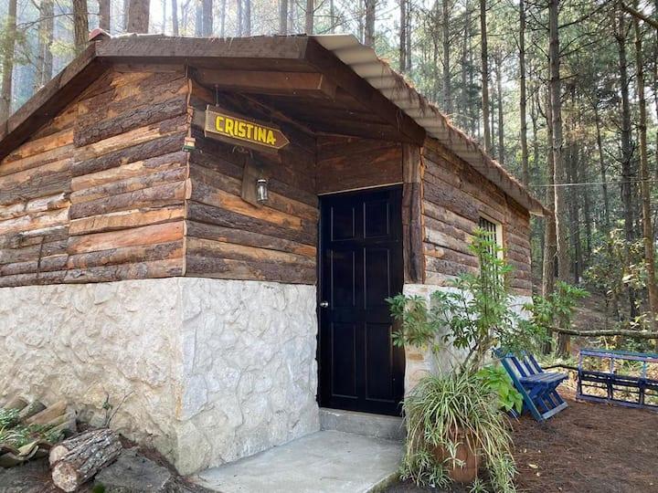 La Alameda- cabaña Kristina