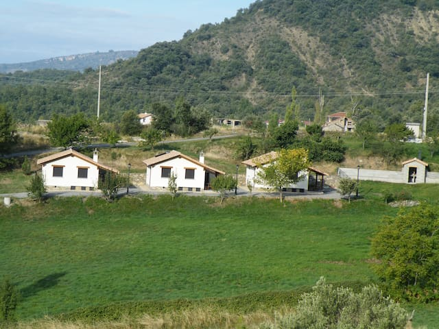 Casitas en el Pirineo Aragones - San Juan - Apartment