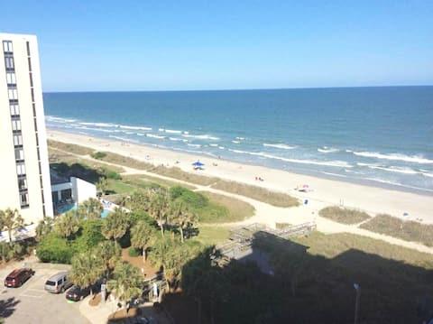 Apartamento CON vista al mar en BlueWater Resort