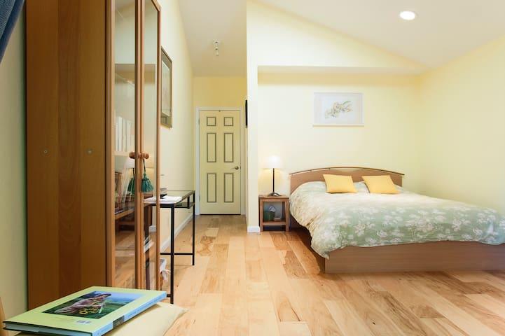 Private Elegant Studio in Silicon Valley - Redwood City - Rumah Tamu