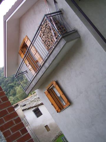 Casetta in borgata a 1018 metri - Peveragno - CN - 獨棟