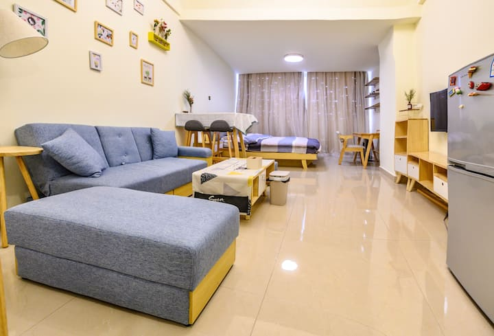 Newly renovated apartment near metro station 北欧小公寓