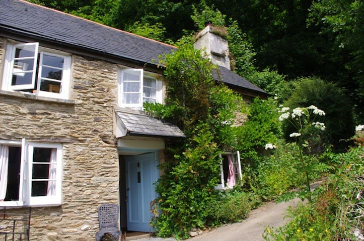 Rose Cottage at Watermill Cottages - Devon - Talo