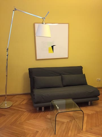 Small studio in central location - Wenen - Appartement