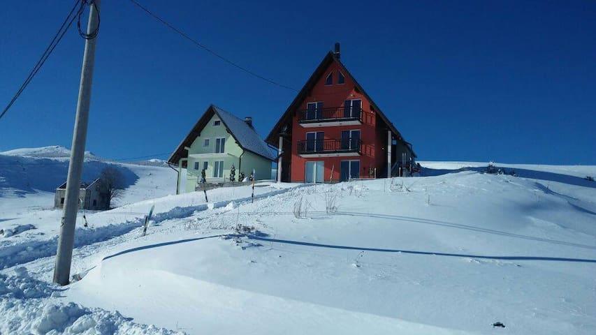 Villa Ela - ski resort - Kupres - วิลล่า
