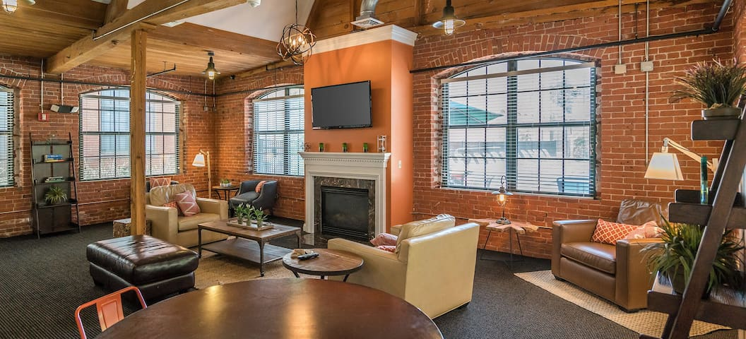 Downtown Luxury Loft - Minutes from everything!!!